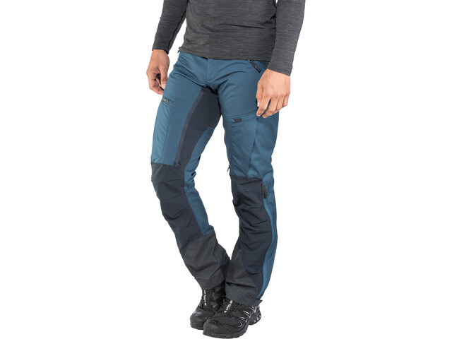 Lundhags Makke - Pantalones Hombre - regular azul